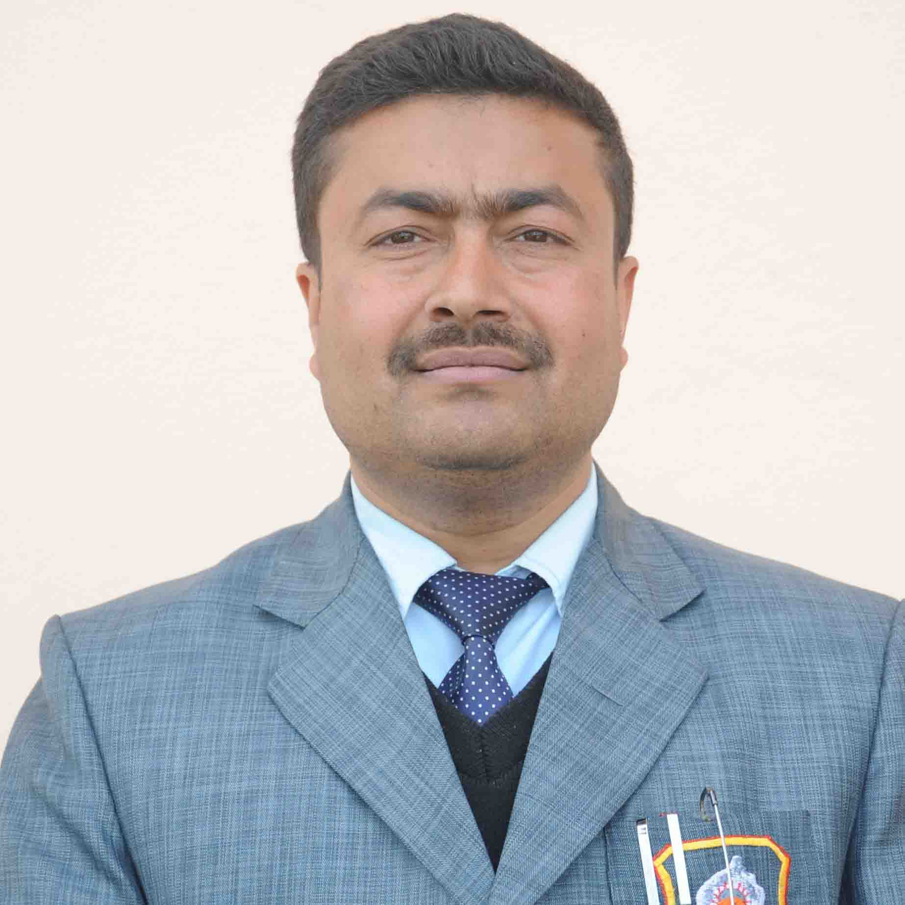 Mr. Yuba Raj Parajuli